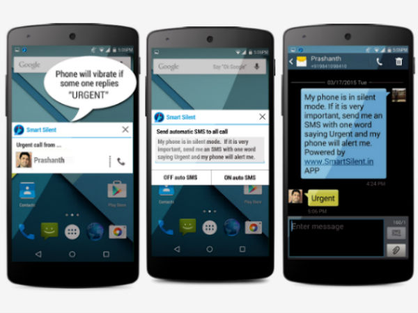 Now, Schedule Silent Mode on Your Android Smartphone With This New App