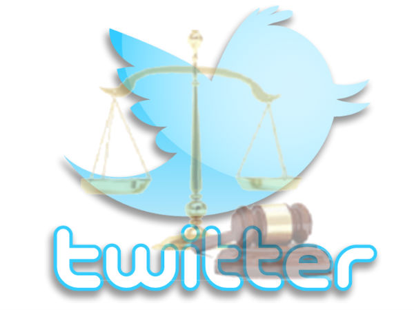 Twitter faces sex discrimination lawsuit
