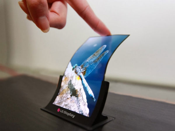 Samsung To Unveil Foldable Smartphone While LG Transparent Display