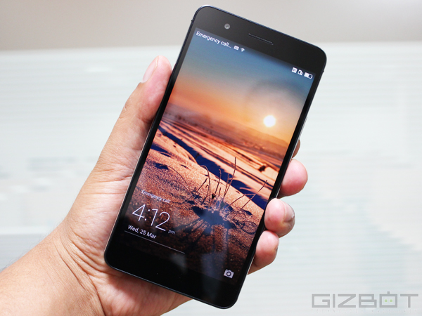 Huawei Honor 6 Plus Black Variant Buy at Price of Rs.26,499