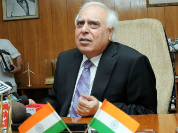 Spectrum auctions are crucially flawed, says Kapil Sibal