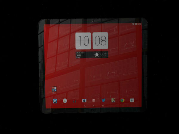 HTC's Next Flagship Tablet Leaked, Codenamed 'HTC T1H'