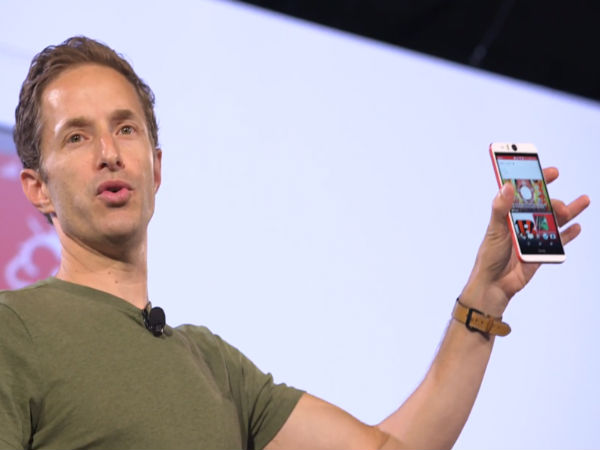 Jonah Becker, Lead Designer Of HTC Abandons Ship After A Year
