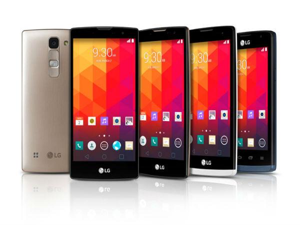 LG Starts Rolling Out Magna, Spirit, Leon, Joy Smartphone Globally