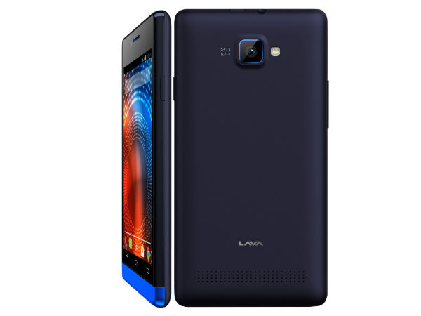 Lava NKS 101 got Listed on Company Website, Iris 444 Now Available