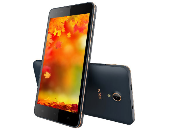 Intex Aqua Star HD 5.0 with 5-inch Display, Android KitKat Launched