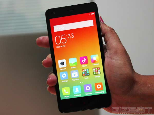 Xiaomi Redmi 2 to go on Flash Sale Today on Flipkart at 2PM
