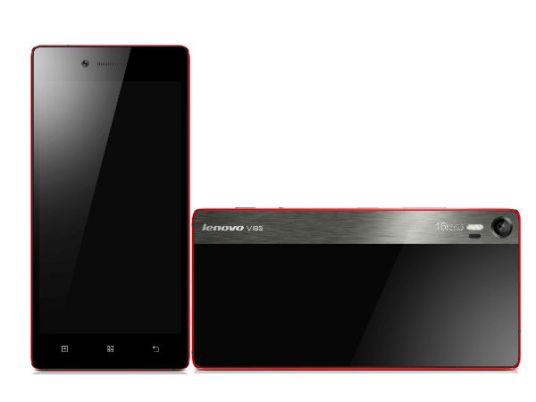 MWC 2015: Lenovo Vibe Shot with 16MP Camera, Tri-Color Flash Launched