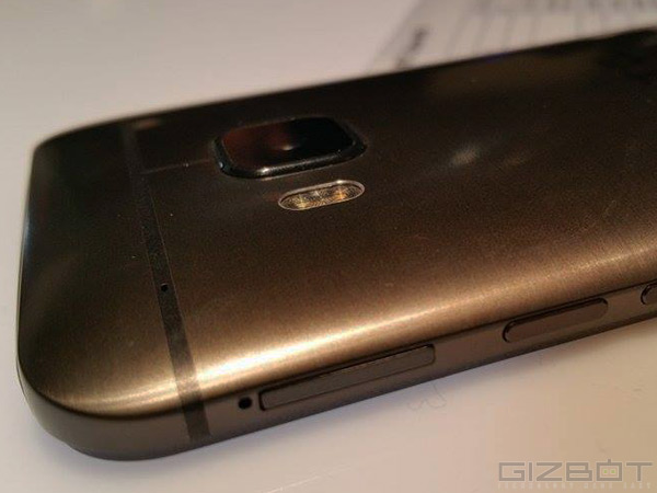 HTC One M9 First Look