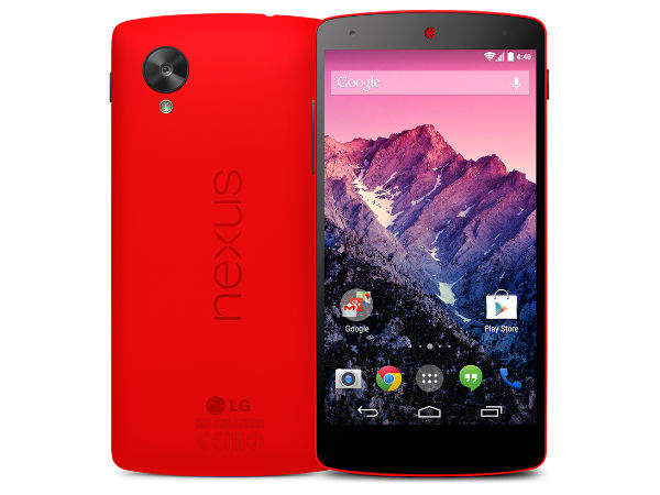Google Announces the End Of Sale For Its Nexus 5 Smartphone