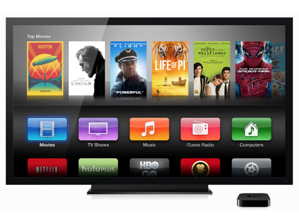 Apple is Reportedly Working on a Plan to Launch its Own TV Service