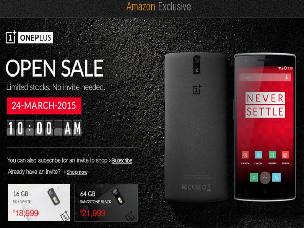 OnePlus Open to be Available on Open Sale on Amazon on March 24