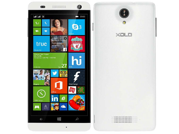 Xolo Win Q1000 with Windows Phone 8.1, 5-inch Display Launched