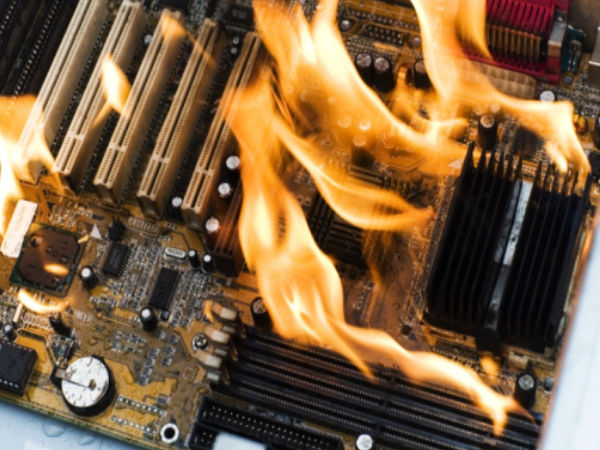Check if your computer is overheating
