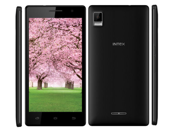 Intex Aqua M5: Another Budget Smartphone Launched at Rs 5,299
