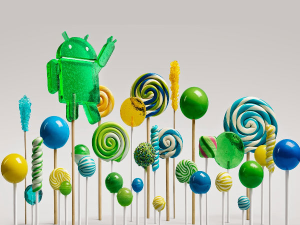 Android 5.0 Lollipop: Lava Iris Fuel 50 Users Receiving the Update