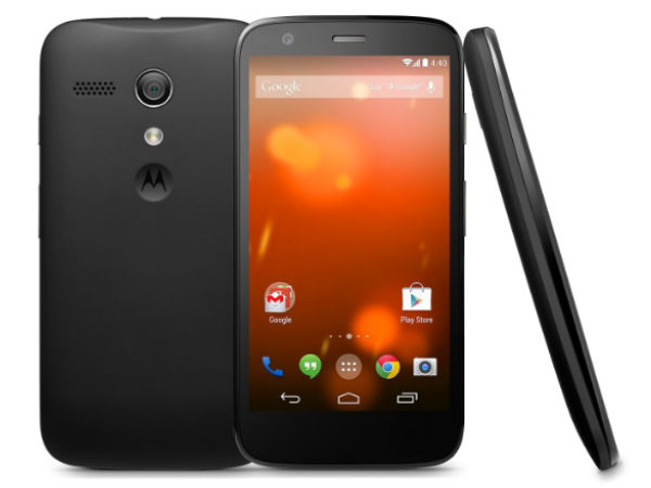 Moto G Google Play Edition Now Receiving Android 5.1