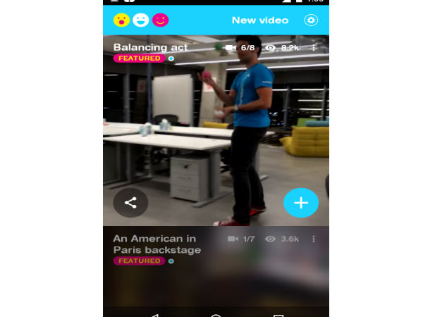 Make Videos with Friends with Facebook Riff