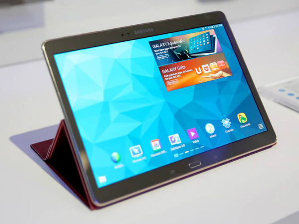 Samsung Rolling out Android 5.0 Lollipop Update for Galaxy Tab S 10.5