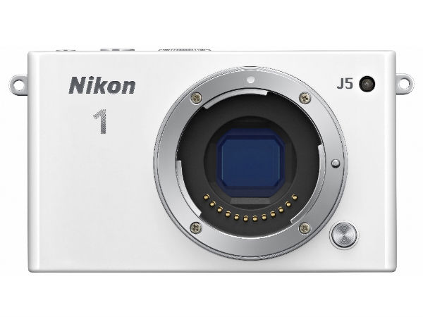 Nikon 1 J5 Mirrorless Camera Launched with 20.8MP BSI Sensor, 4K Video