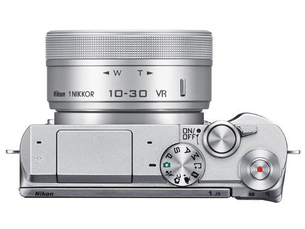 Nikon 1 J5 Mirrorless Camera Launched with 20.8MP BSI Sensor, 4K Video