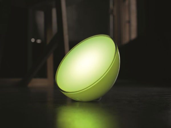 Philips Introduces Hue Go: A Portable Bowl Of Light