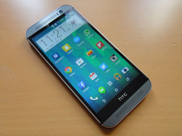 HTC One M8s Goes Official