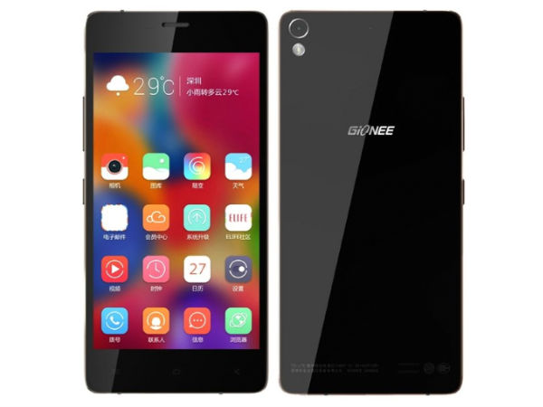 Gionee Elife E8 is All Set to Launch in June [Report]