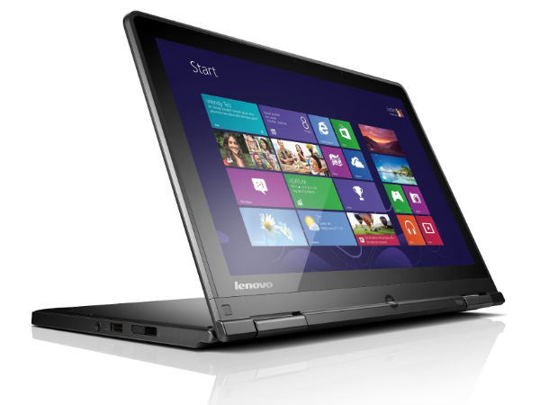 ThinkPad S1 Yoga: