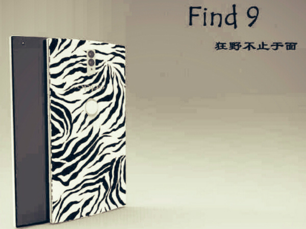 Oppo Find 9 Seemingly Leaked: Is this really the Phone of the future?