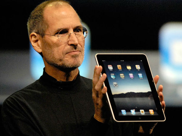 iPad (First release in April 2010)
