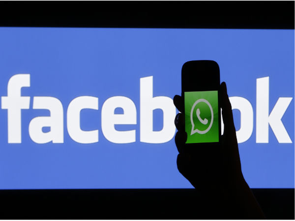 Facebook starts integrating Whatsapp into Facebook for Android App