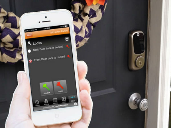 An App Will Unlock Your Doors