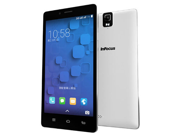 Infocus M330 with 5.5-inch Display, Octa-Core CPU Launched at Rs 9,999