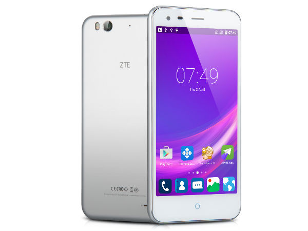 ZTE Blade S6 Plus Debuts Worldwide on the e-retail Store eBay