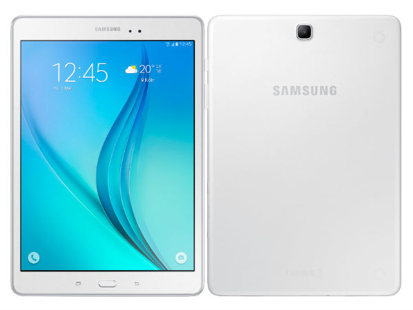 Samsung Galaxy Tab A 9.7 with LTE Voice Calling Support Launched