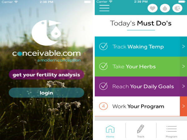 App that Brings Fertility Clinic Inside Your Home