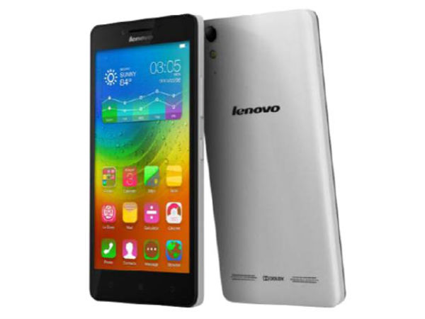 300,000 Lenovo A6000 Units Sold Within 2 Months