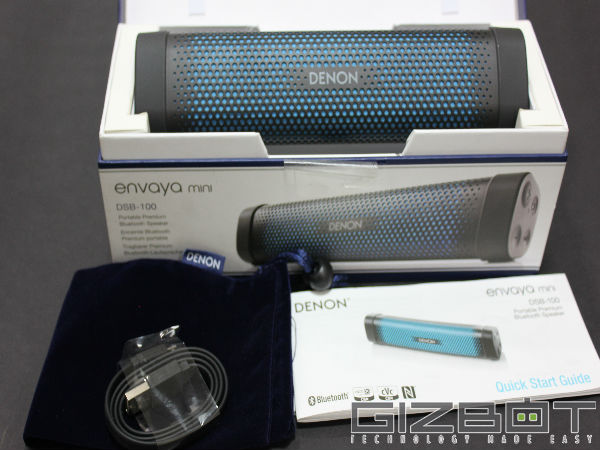 Denon Envaya Mini Review