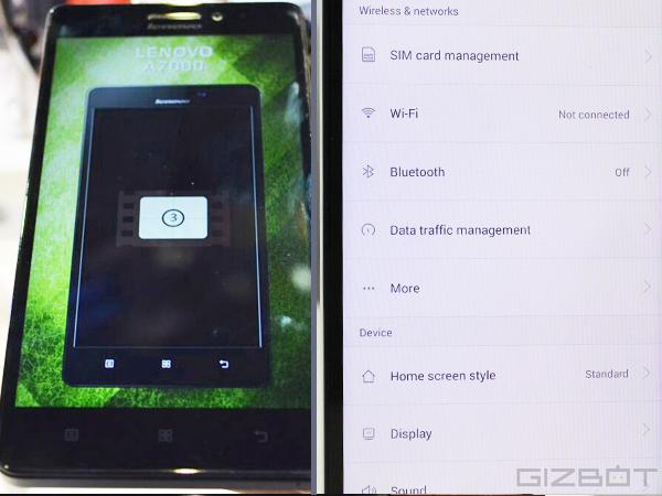 Lenovo A7000 Vs Huawei Honor 4x Comparison Battle Of