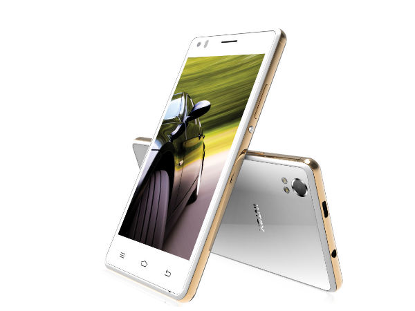 Intex Aqua Speed HD with Quad-Core, 2GB RAM launched at Rs 8,999