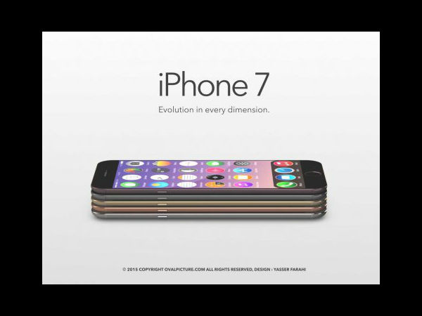 Rumor: Apple Tipped To Launch iPhone 7 With Force Touch Technology