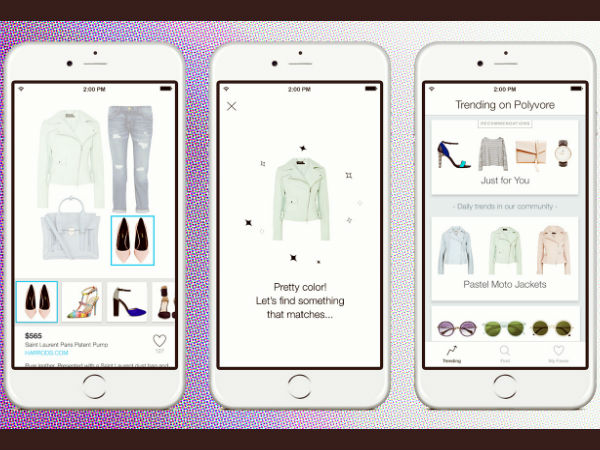 App to Tell which Dress Fits you the Best