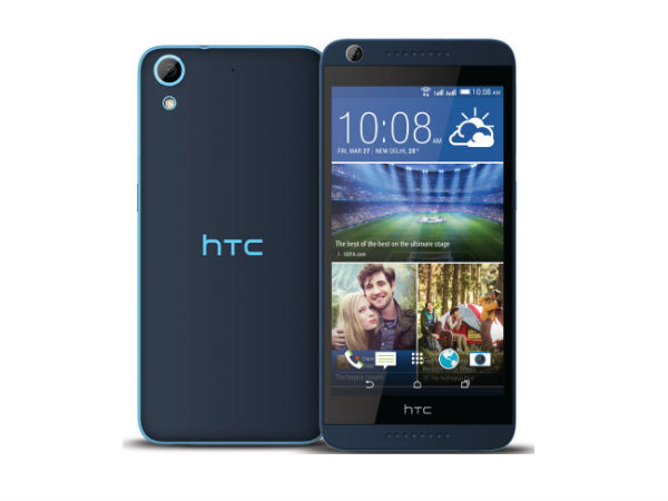 HTC Desire 626G+Dual Sim with Octa-Core CPU, 13MP Camera Launched