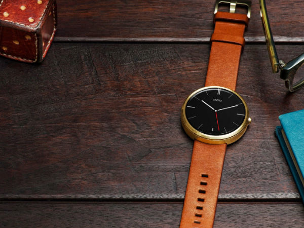 Moto 360 Successor 'Smelt' To Sport WiFi And More Pixels