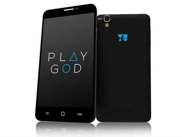 Yu Yureka To Go On Flash Sale at 2PM on Amazon Today