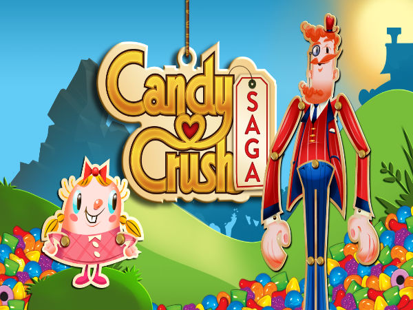 Candy Crush Saga Updated with 15 More Levels on Windows Phone