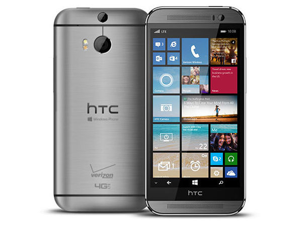 HTC One M8 to Receive Windows 10 Update