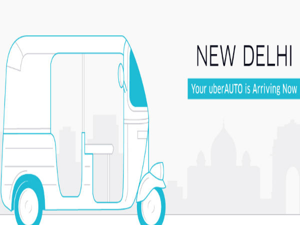 Uber Launches Auto Rickshaw Service In India: A Big Threat to Ola Auto