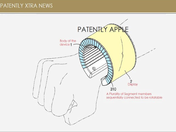 Samsung Galaxy S7: The Next Gen Smartphone Might Look Like A Bracelet